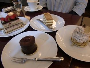 雪ノ下のケーキたち(ブログ用)