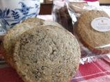 ゴマクッキー(レシピ用)