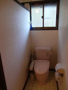 トイレ(ブログ)