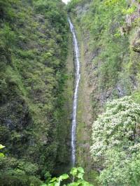 カポロアの滝1