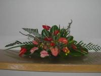 ハワイの生け花