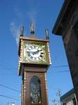水蒸気時計
