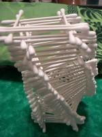 綿棒タワー