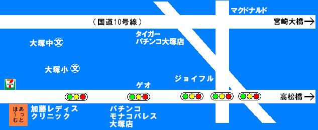 大塚地図2
