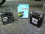 koyoバッテリー
