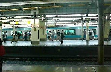 上野Station