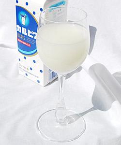 カルピスの乳清わり