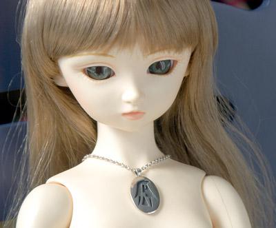 モデルはSDのナナちゃん