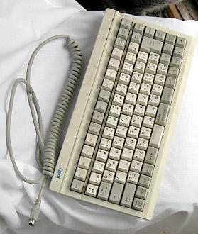 愛用のキーボード