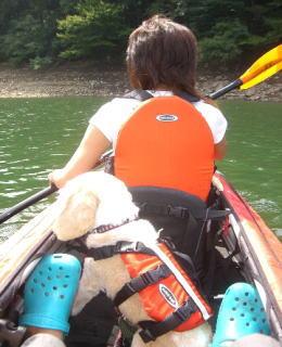 2008・08・10九頭竜湖6