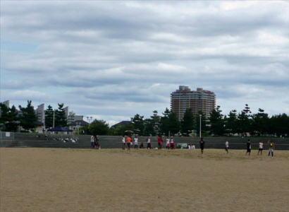 2008・08・17芦屋浜