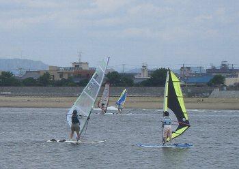 2006・08・20鳴尾浜1