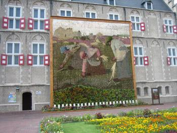 チャペルの壁画