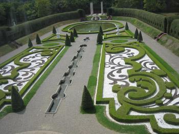パレス庭園