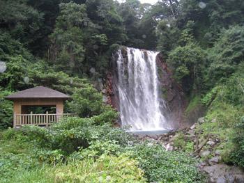 丸尾の滝1