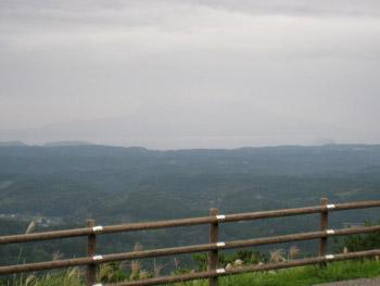 えびの高原風景