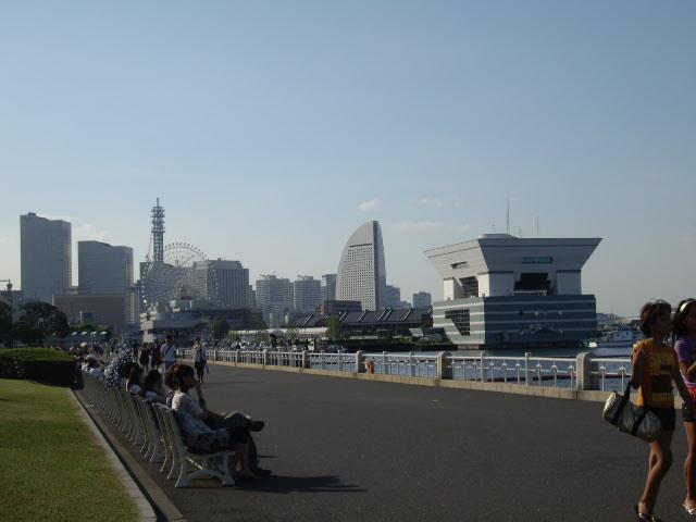 横浜らしい風景