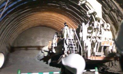 トンネルマシン