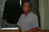 自治会長の土田さん