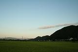 朝の風景①