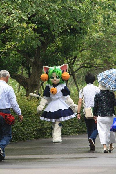 コスプレ博in東武動物公園