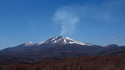 浅間山090410