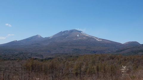 浅間山090422