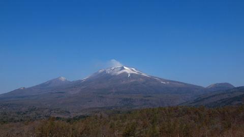 浅間山090429