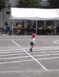 2008 運動会 かけっこ