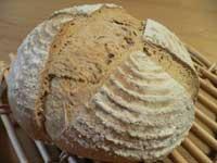 自家製酵母パン