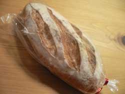 こなこさんのフランスパン