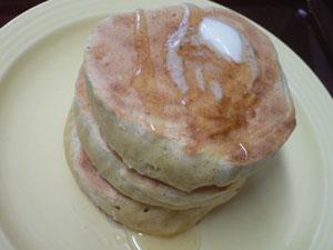そば粉のパンケーキ2