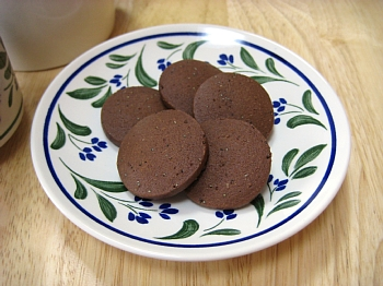 チアシードおからクッキー