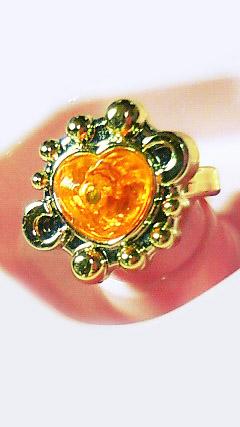 まもちゃんからの指輪