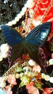 ルキアの地獄蝶ブローチ