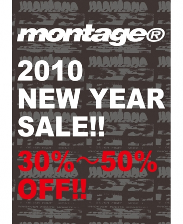 montagereg; NEW YEAR SALE