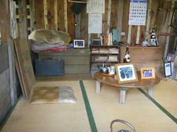 五郎さんの部屋