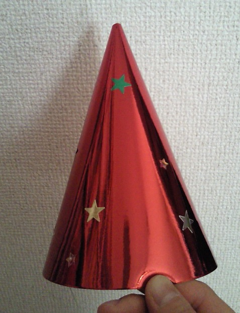 クリスマス帽子