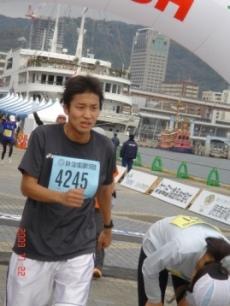 神戸ハーフマラソン 004