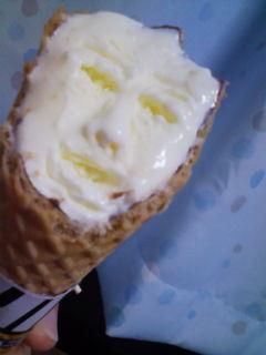 アイス顔-やまね