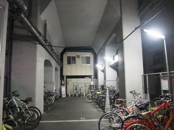 秋葉原駐輪場