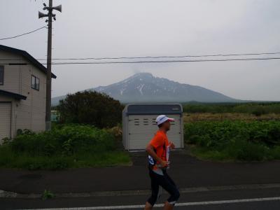 利尻マラソン2