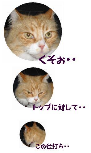 怒りの三段活用