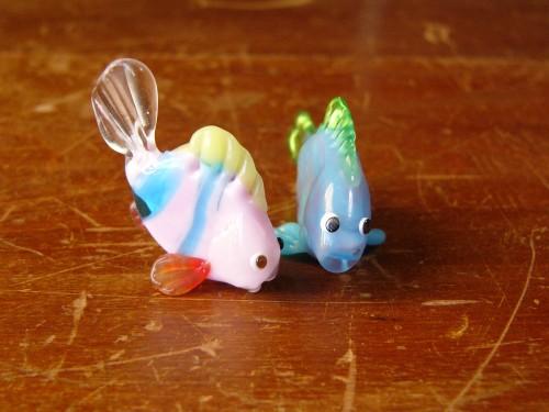 ガラス細工-お魚・その6-2
