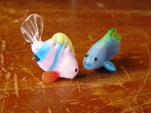 ガラス細工-お魚・その6-3