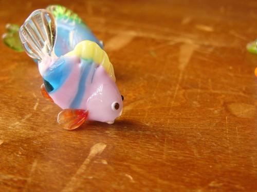 ガラス細工-お魚・その6-4