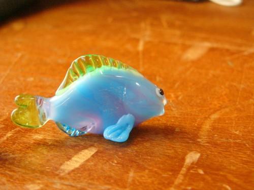 ガラス細工-お魚・その6-5