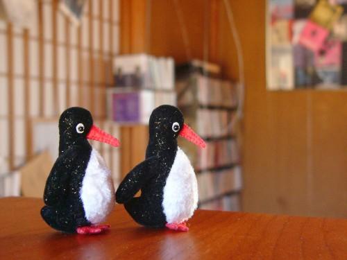 ペンギン2羽その1