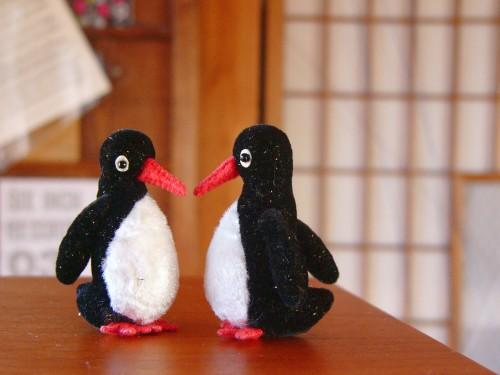 ペンギン2羽その2