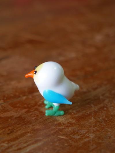 ガラス細工-鳥・その2-2